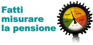 Misurare pensione