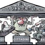 Soluzione della crisi di quattro banche: ti dirò la verità!