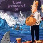 Con i tassi negativi, chi non risica non rosica